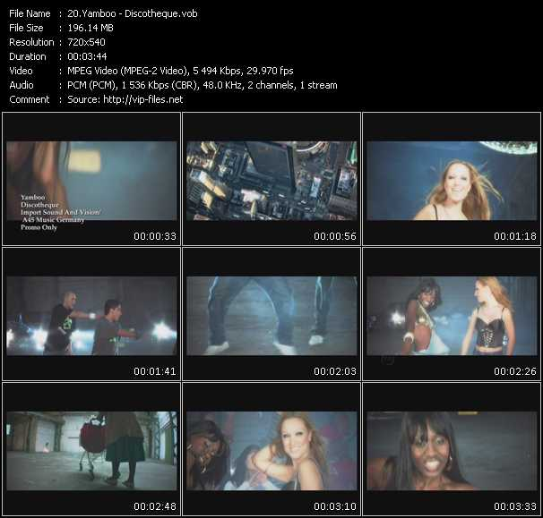Yamboo video screenshot