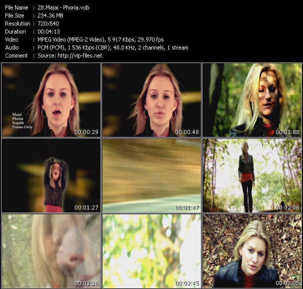 Majai video screenshot