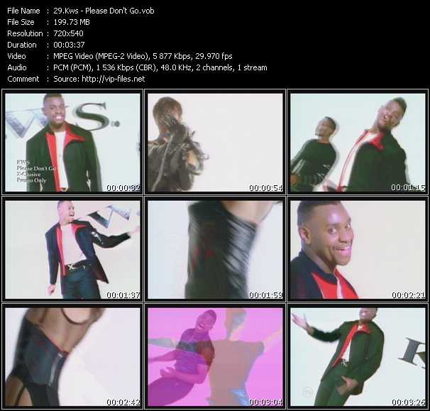 Kws (K.W.S.) video screenshot