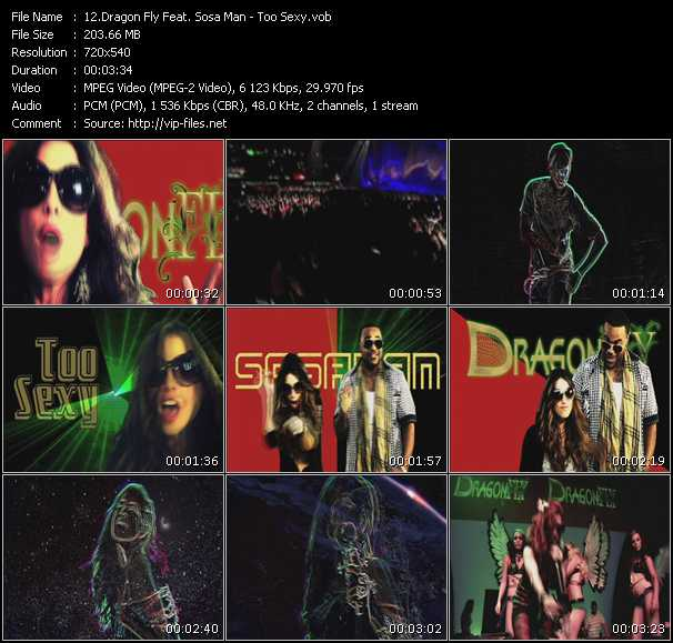 Dragon Fly Feat. Sosa Man video screenshot