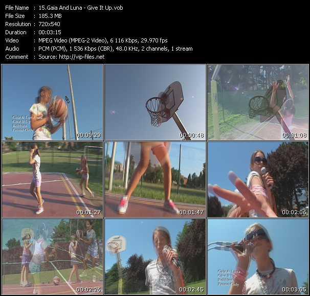 Gaia And Luna video screenshot