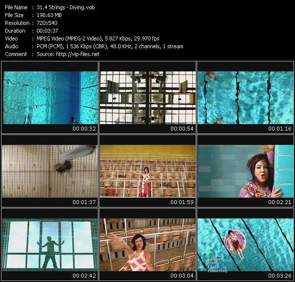 4 Strings video screenshot