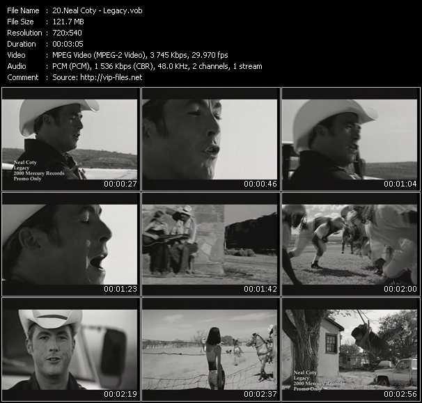 Neal Coty video screenshot