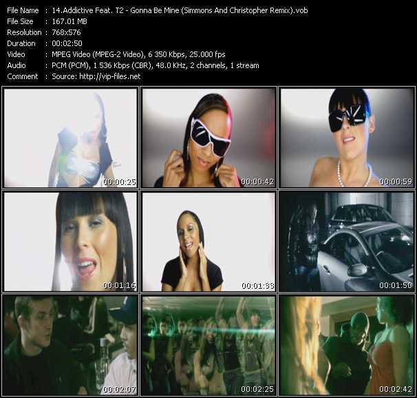 Addictive Feat. T2 video screenshot
