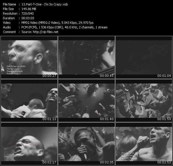 Par-T-One video screenshot