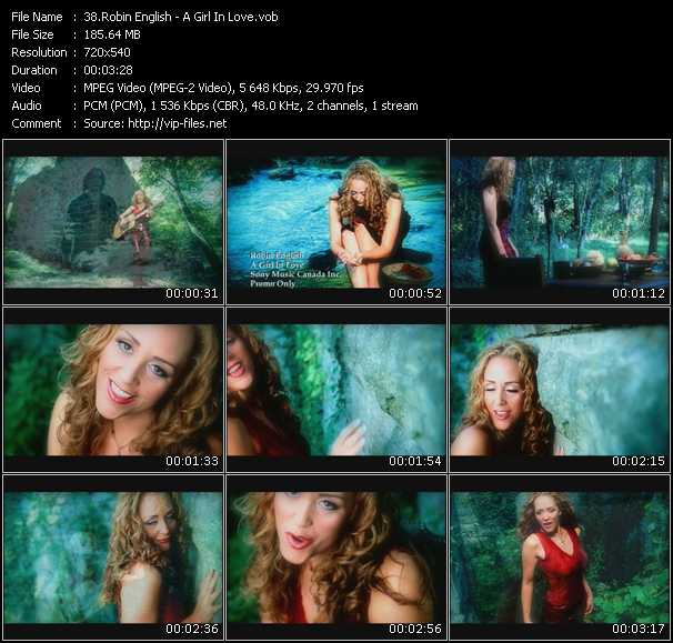 Robin English video screenshot