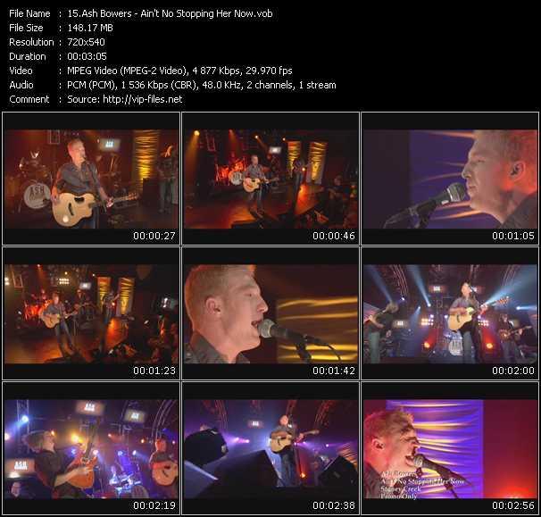 Ash Bowers video screenshot