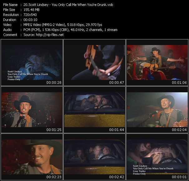 Scott Lindsey video screenshot
