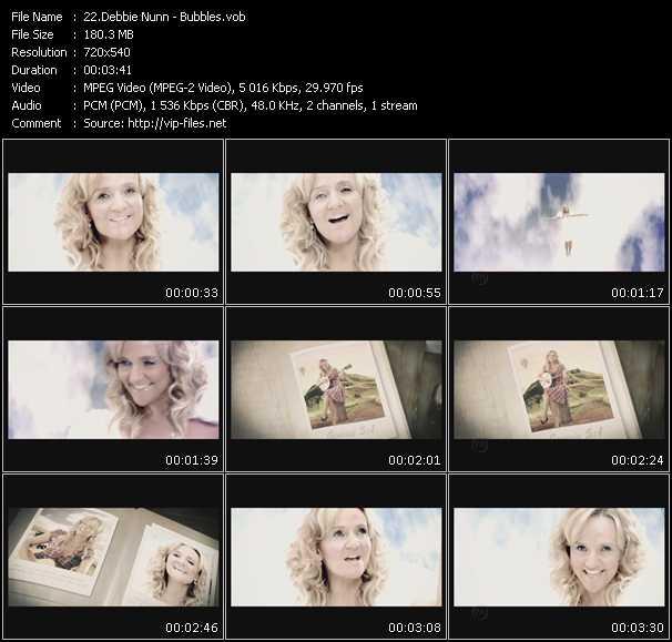 Debbie Nunn video screenshot