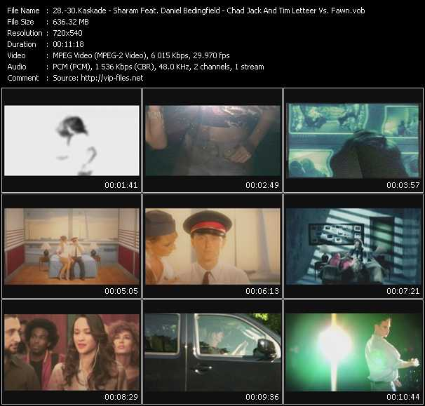 Kaskade - Sharam Feat. Daniel Bedingfield - Chad Jack And Tim Letteer Vs. Fawn video screenshot