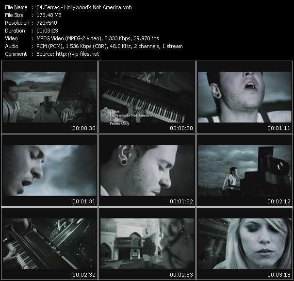 Ferras video screenshot