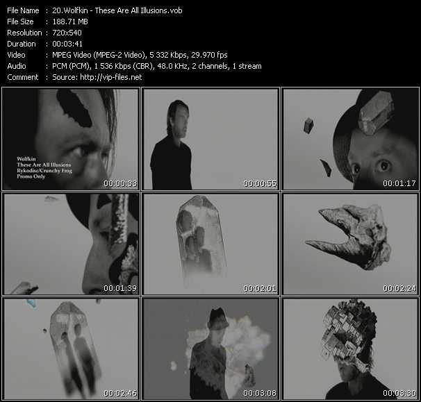 Wolfkin video screenshot