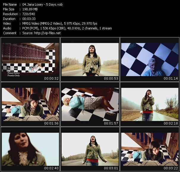 Jana Losey video screenshot
