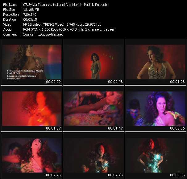 Sylvia Tosun Vs. Noferini And Marini video screenshot