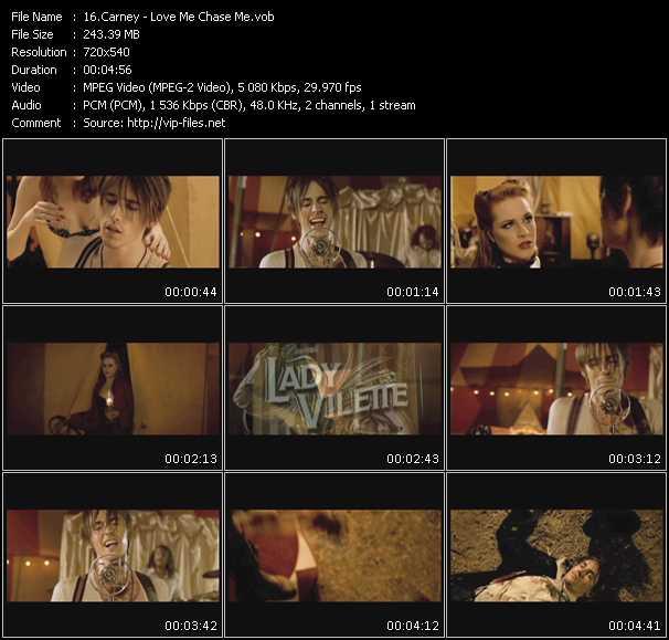 Carney video screenshot
