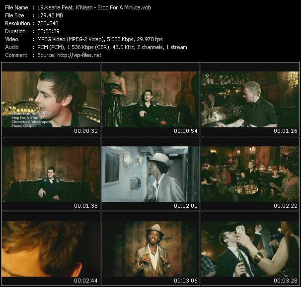 Keane Feat. K'Naan video screenshot
