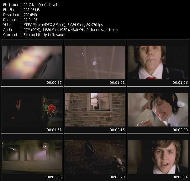 Cliks video screenshot
