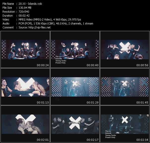 XX video screenshot