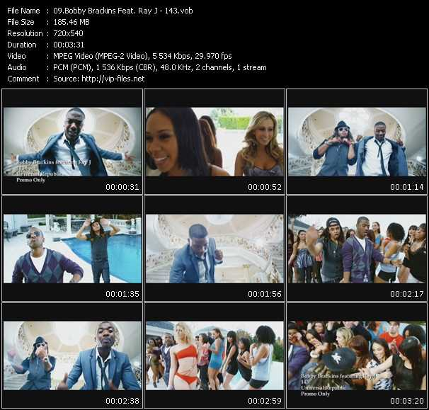 Bobby Brackins Feat. Ray J video screenshot