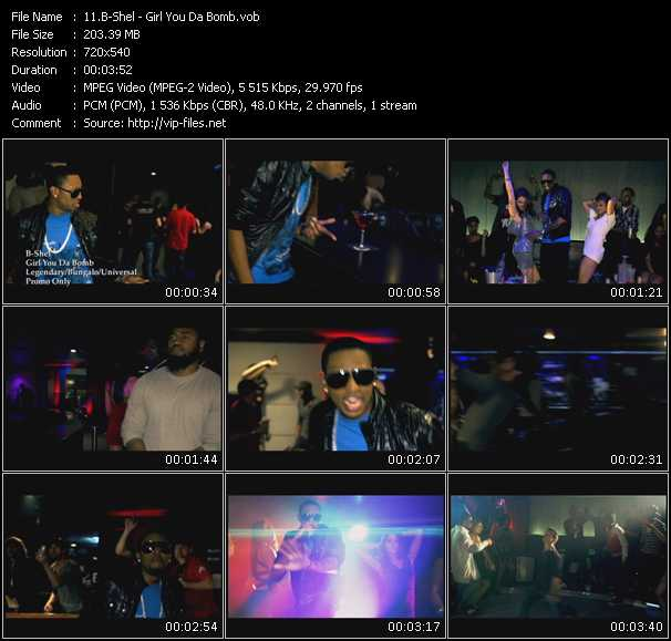 B-Shel video screenshot