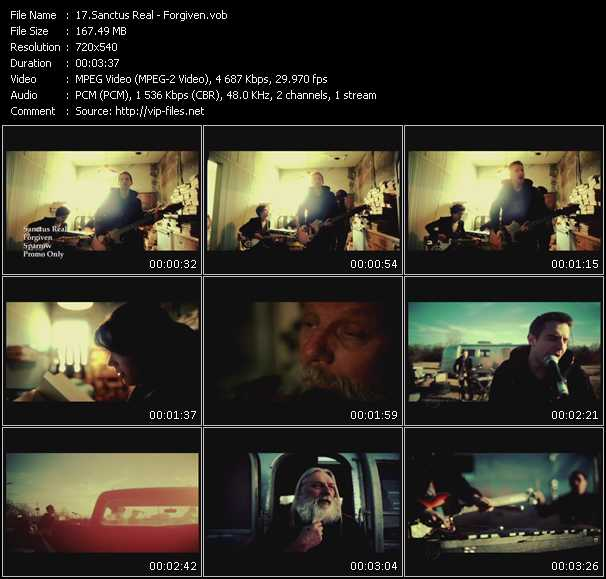 Sanctus Real video screenshot