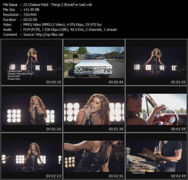 Chelsea Field video screenshot