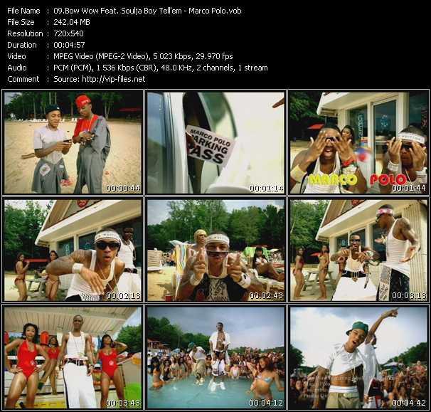 video Marco Polo screen