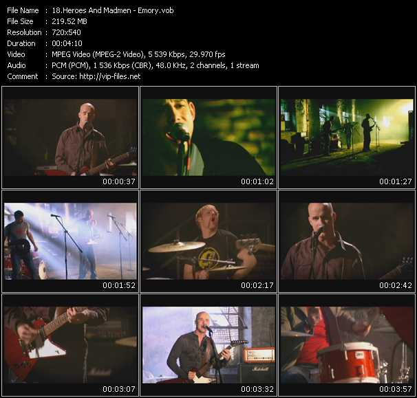 Heroes And Madmen video screenshot