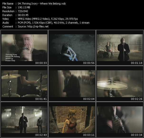 Thriving Ivory video screenshot