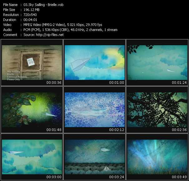Sky Sailling video screenshot