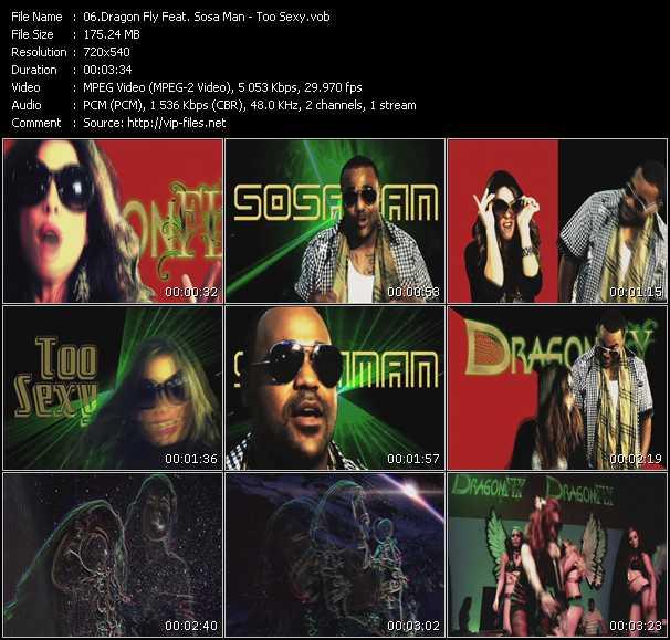 Dragon Fly Feat. Sosa Man video screenshot