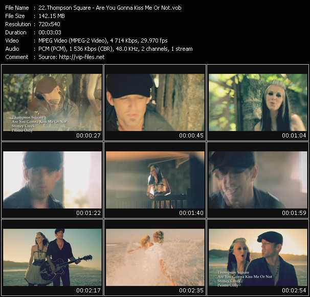 Thompson Square video screenshot
