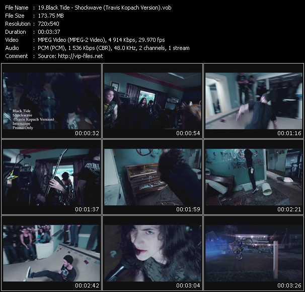 Black Tide video screenshot