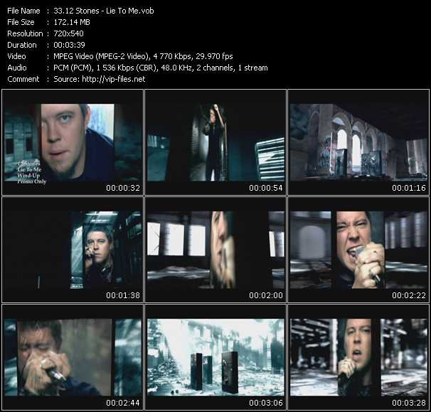 12 Stones video screenshot