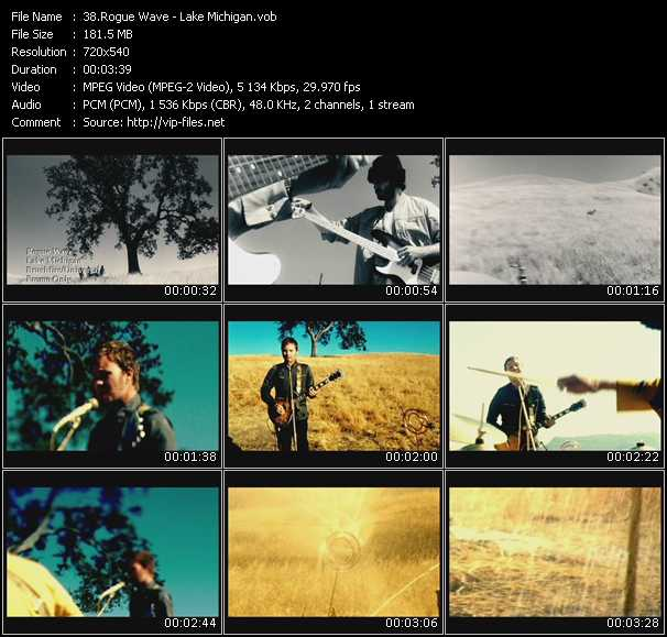 Rogue Wave video screenshot