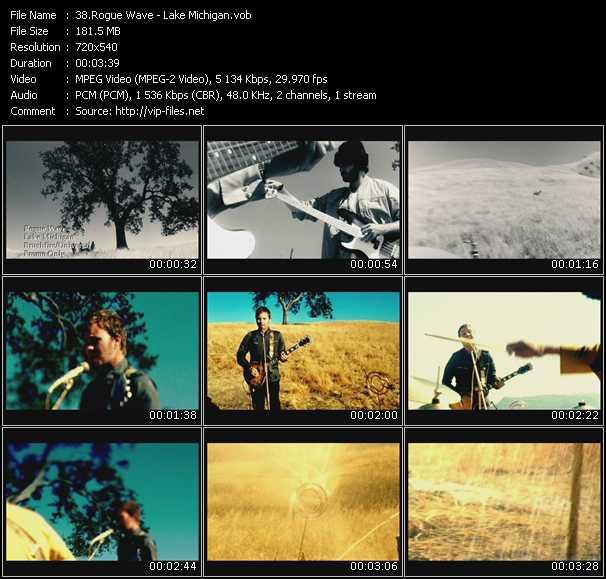 Rogue Wave video screenshot