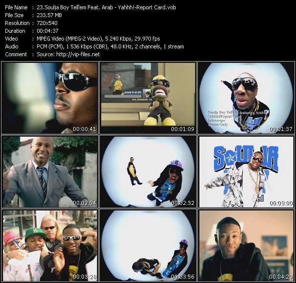 Soulja Boy Tell 'Em Feat. Arab video screenshot