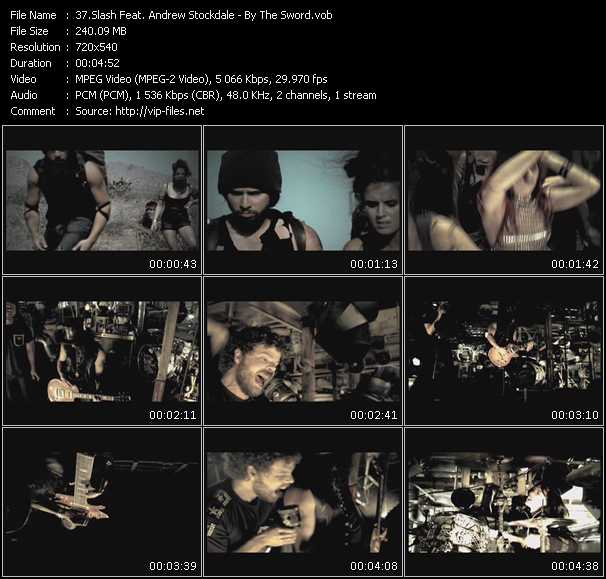 Slash Feat. Andrew Stockdale video screenshot