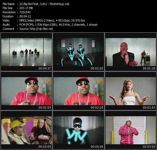 Big Boi Feat. Cutty video screenshot