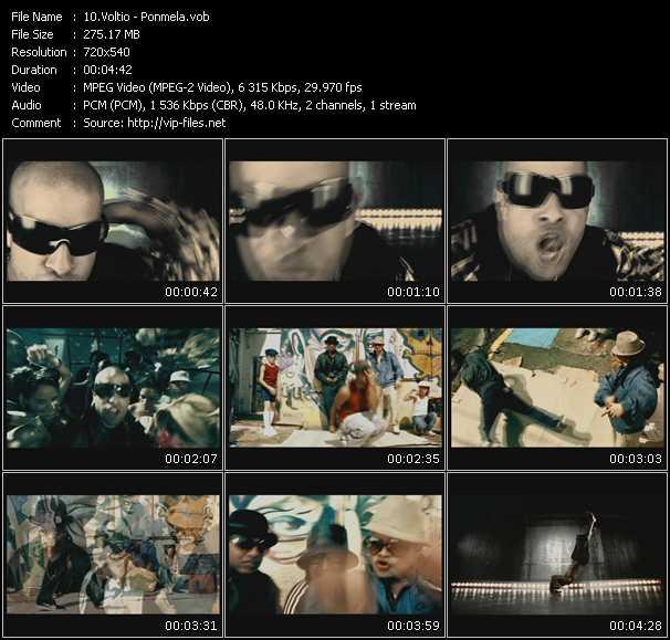 Voltio video screenshot