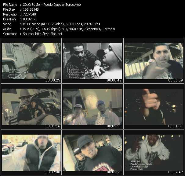 Kinto Sol video screenshot