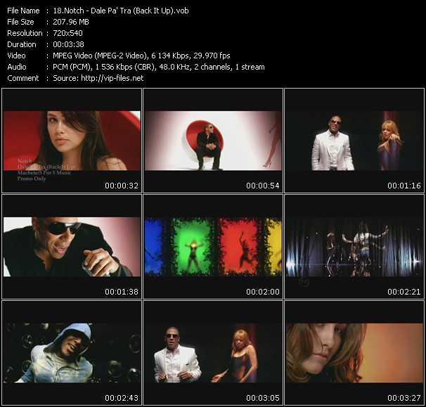Notch video screenshot