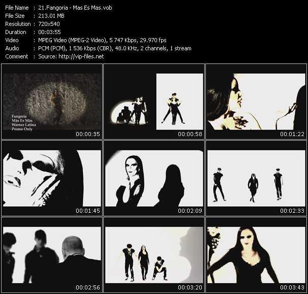 Fangoria video screenshot