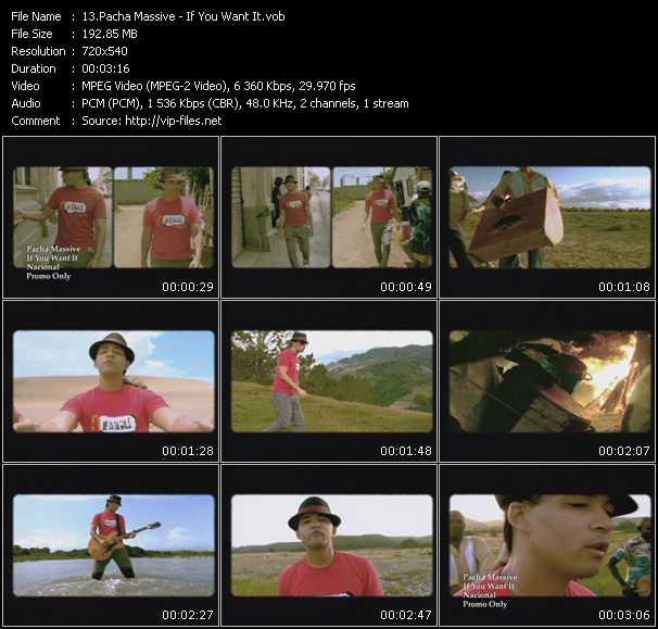 Pacha Massive video screenshot