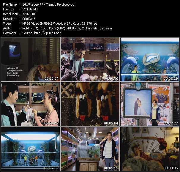 Attaque 77 video screenshot