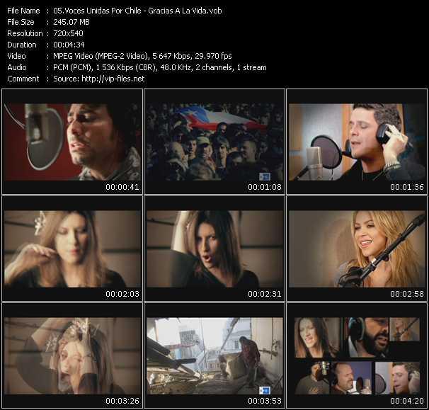 Voces Unidas Por Chile video screenshot