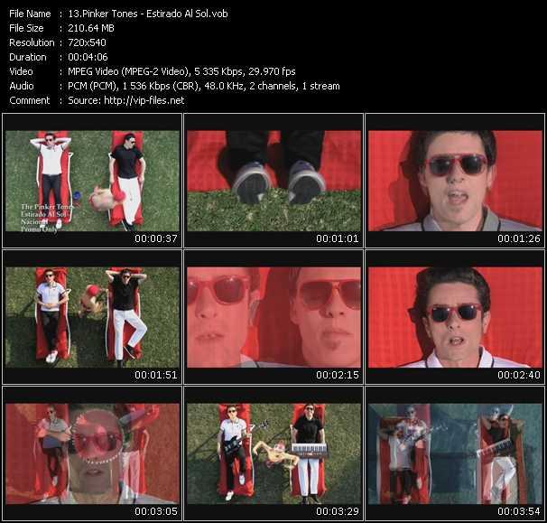 Pinker Tones video screenshot