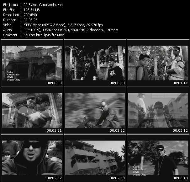 Syko video screenshot