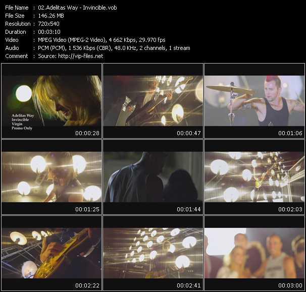 Adelitas Way video screenshot