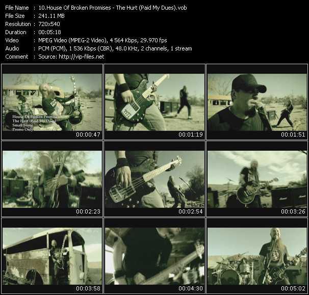 House Of Broken Promises video screenshot